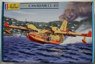 Heller 1/72 80370 Canadair CL-415 'Securite Civile'